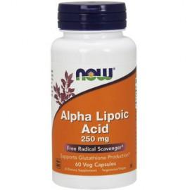 Alpha Lipolic Acid (Kwas Alfa Liponowy) 250mg 60 kaps.