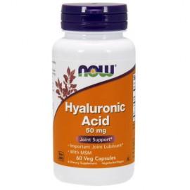 Hyaluronic Acid 50mg + MSM 450mg 60 kaps.