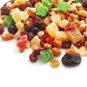 Owoce kandyzowane, suszone