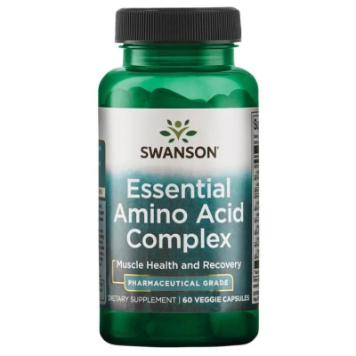 AjiPure 9 aminokwasów 60 kaps.
