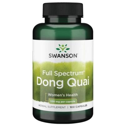 Dong Quai 530mg 100 kaps.