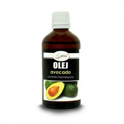 Olej Avocado kosmetyczny (rafinowany) 50ml