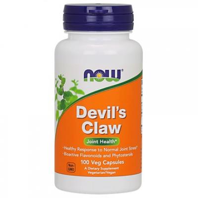 Diabelski Pazur (Devil's Claw) extract 100 kaps.