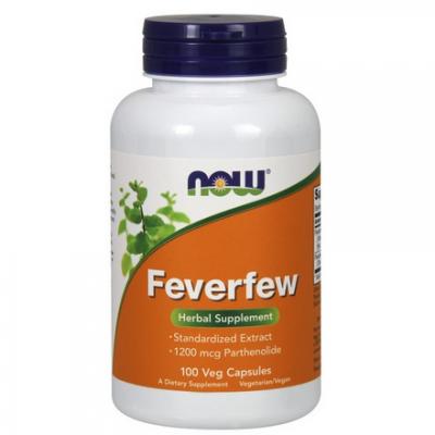 Feverfew extract 100 kaps.