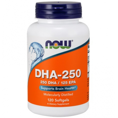DHA-250 250 DHA/125 EPA 120 kaps.