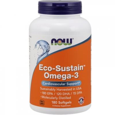 Eco-Sustain Omega-3 180 kaps.