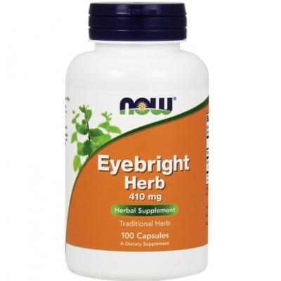 Eyebright Herb (Świetlik) 410mg 100 kaps.