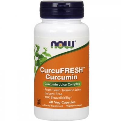 CurcuFresh Curcumin (sok z kurkumy) 500mg 60 kaps