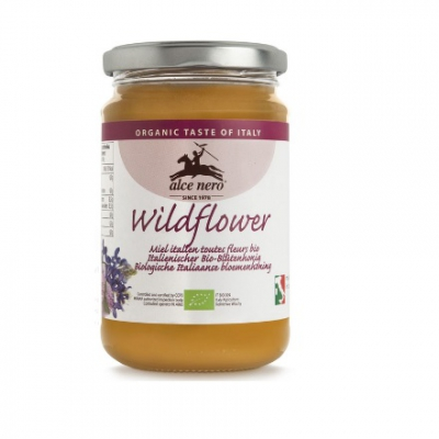 Miód nektarowy wielokwiatowy BIO 400g