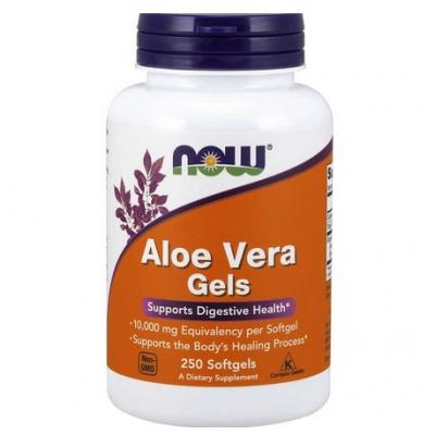 Aloe Vera Gels 250 kaps.