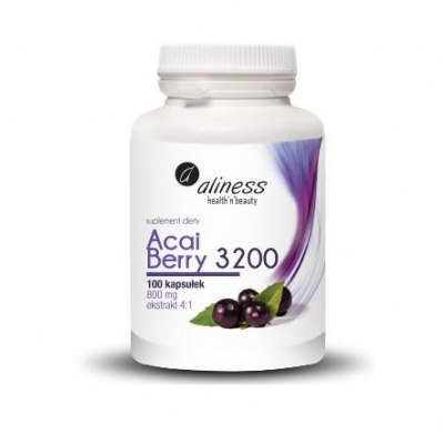 Acai Berry 3200 + Chrom Acerola 100 kaps.