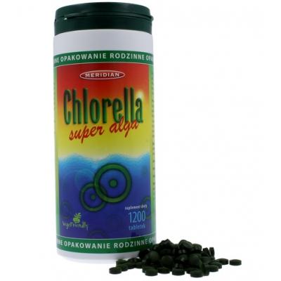 Chlorella 200mg 1200 tabl.