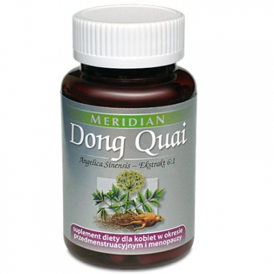 Dong Quai ekstrakt 400mg 60 kaps.