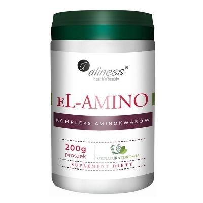 EL-AMINO Kompleks aminokwasów proszek 200 g