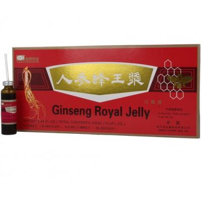 Napój żeńszeniowy Ginseng Royal Jelly 10x10ml