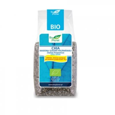Bio Planet Chia - Nasiona Szałwii Hiszpańskiej (Salvia hispanica) BIO 200g