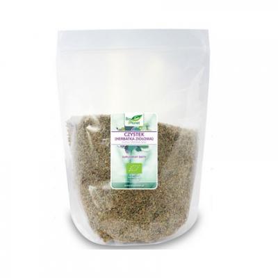 Bio Planet Czystek herbatka ziołowa BIO 1kg