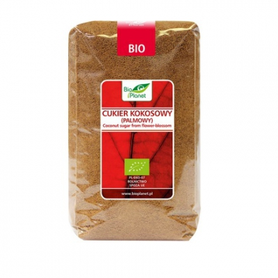 Bio Planet Cukier kokosowy (palmowy) BIO 1kg