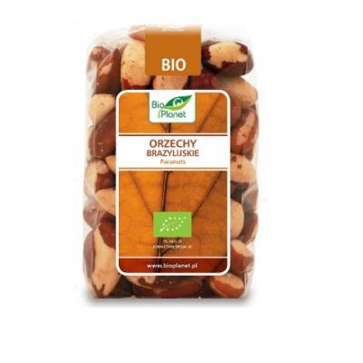 Bio Planet Orzechy brazylijskie BIO 350g(5%)