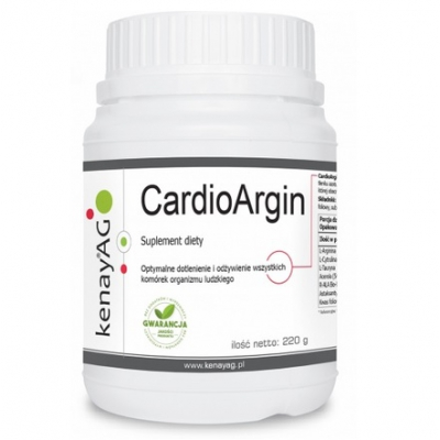 CardioArgin 220g