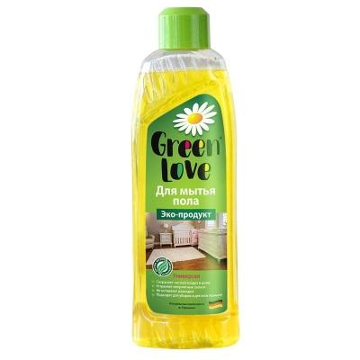 Green Love Ekologiczny Płyn do mycia podłóg 1000 ml