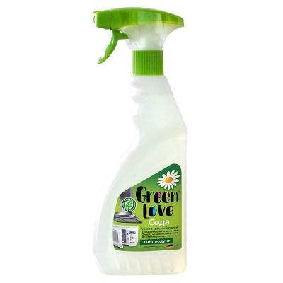 Green Love Ekologiczny Uniwersalny spray do czyszczenia Soda 500 ml