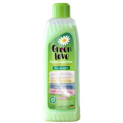 Green Love Ekologiczny Koncentrat do płukania tkanin każdego rodzaju 1000 ml