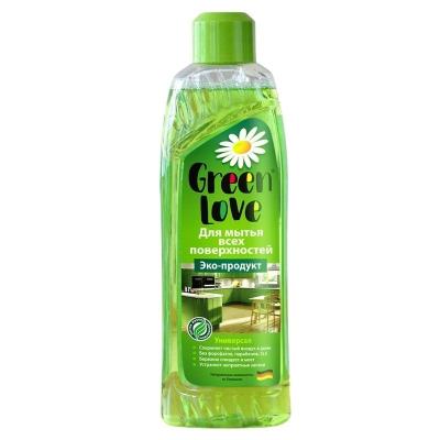 Green Love Ekologiczny Uniwersalny płyn do mycia wszystkich powierzchni 1000 ml