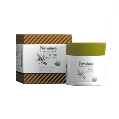 Balsam eukaliptusowy Botaniczny Chest Balm P.M. 50 g
