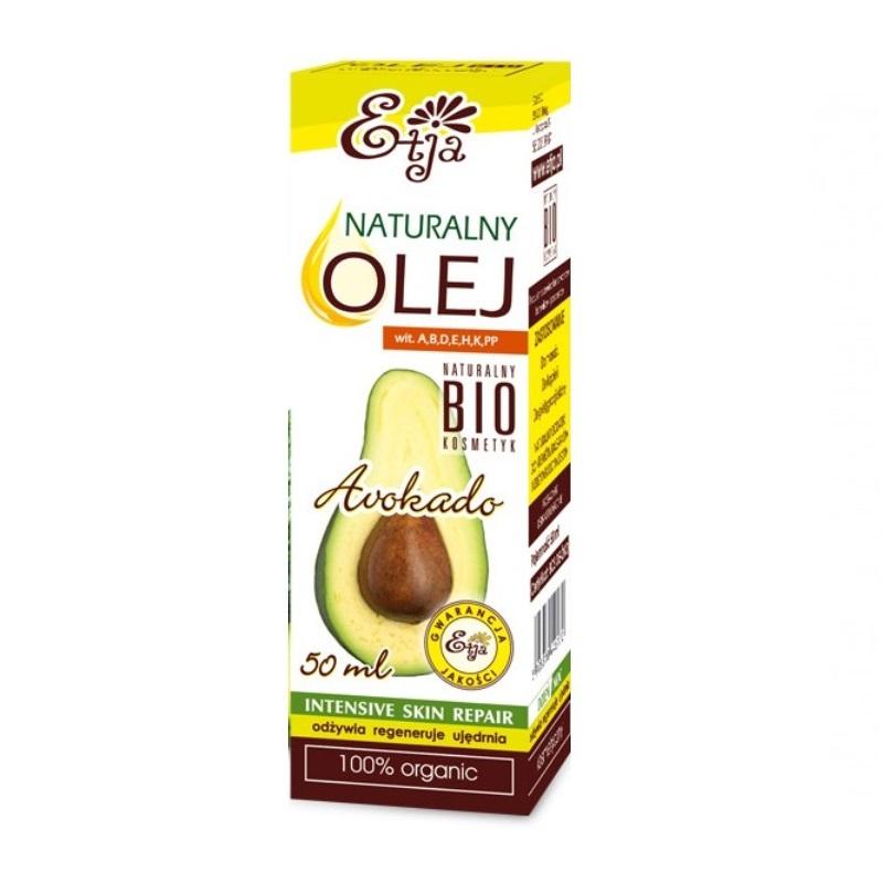 Olej avocado BIO 50ml