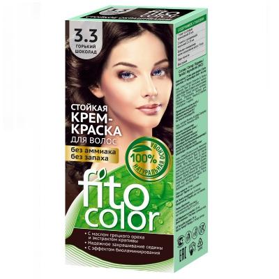 Farba do włosów Fitocosmetic Gorzka Czekolada