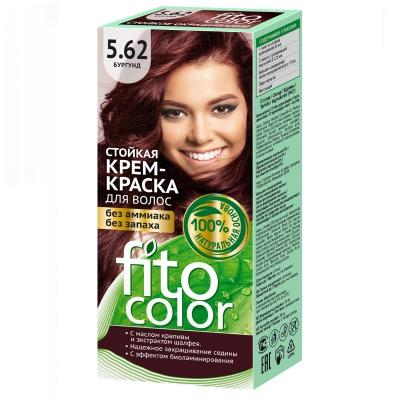 Farba do włosów Fitocosmetic Burgund