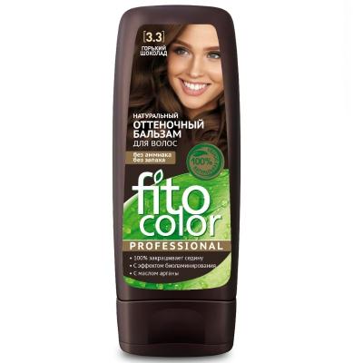 Fito Color Naturalny balsam koloryzujący do włosów Gorzka czekolada 140 ml