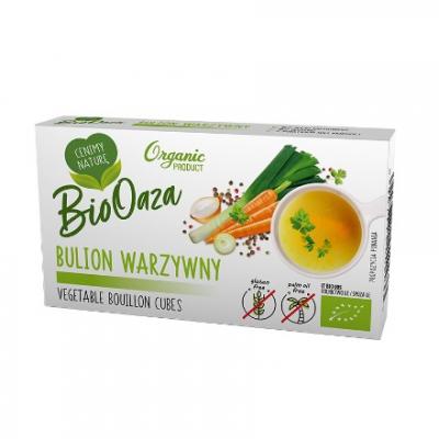 Bulion warzywny BIO 66g