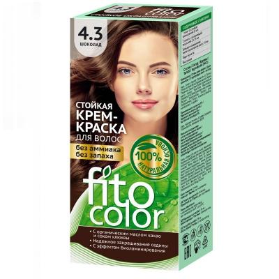 Farba do włosów Fitocosmetic Czekolada