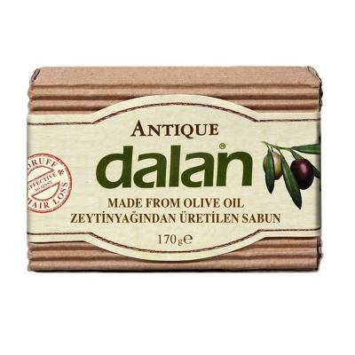 Dalan Mydło oliwkowe do włosów i ciała 170g