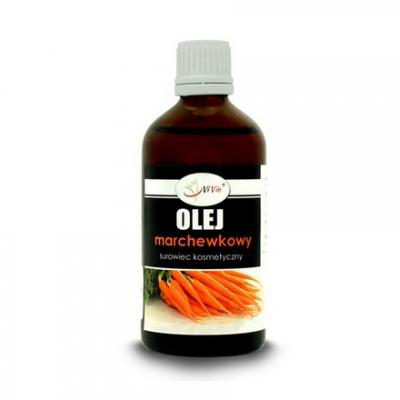 Olej marchewkowy 50ml (data ważności 2021/08/30)
