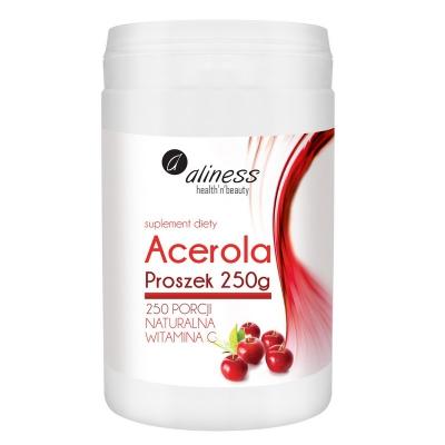 Acerola (Naturalna WItamina C) proszek 250g
