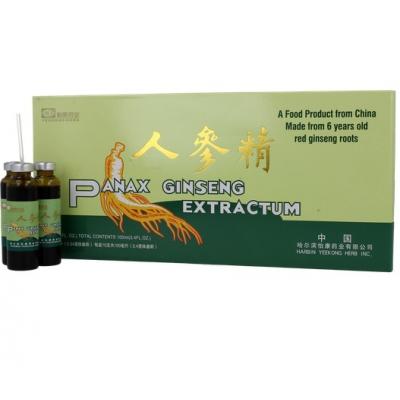Napój Panax Ginseng Extractum 10x10 ml