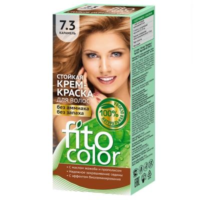 Farba do włosów Fitocosmetic Karmel