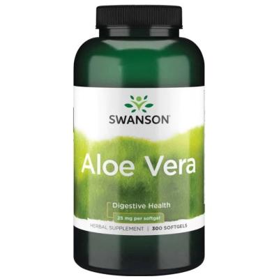 Aloe Vera 5000mg 300 kaps.