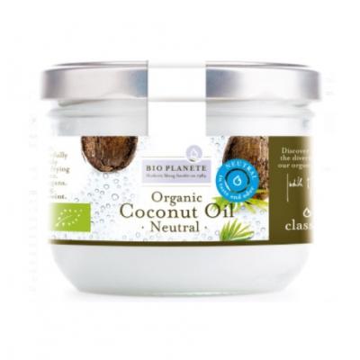 Bio Planet Olej kokosowy bezwonny BIO 400 ml
