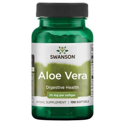 Aloe Vera 5000mg 100 kaps.