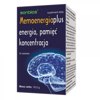 Memoenergia Plus 30 tabl.