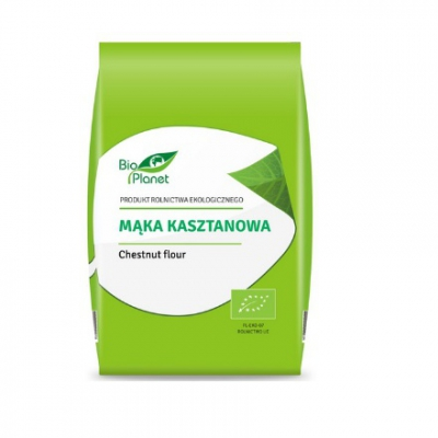 Bio Planet Mąka kasztanowa BIO 250 g