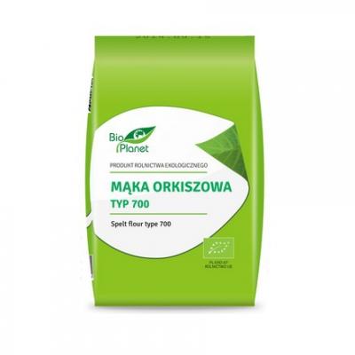 Bio Planet Mąka orkiszowa typ 700 BIO 1 kg