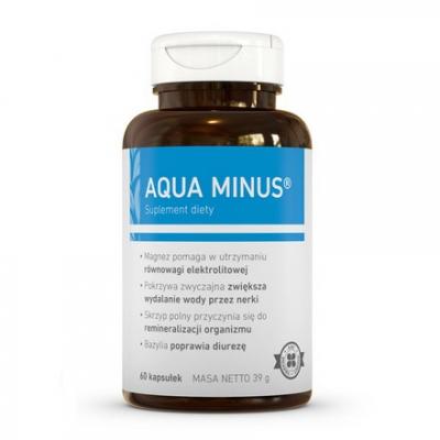 Aqua Minus 60 kaps.