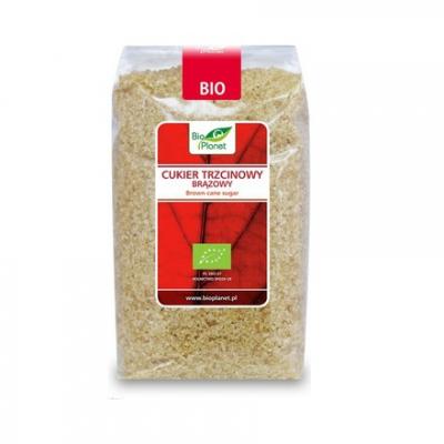Bio Planet Cukier trzcinowy brązowy BIO 500g