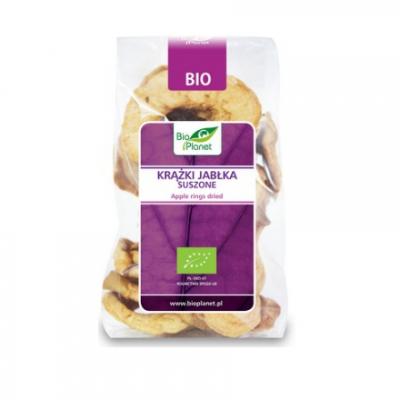 Bio Planet Krążki jabłka suszone BIO 100g