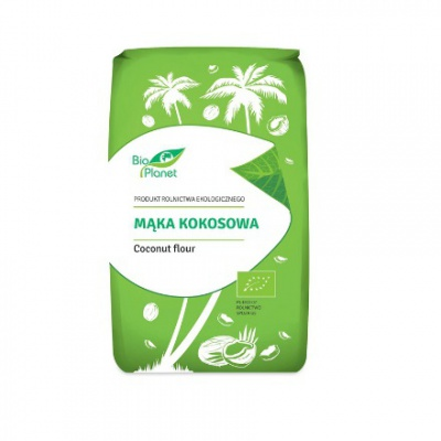 Bio Planet Mąka kokosowa BIO 400 g
